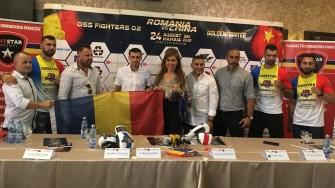 Gala OSS Fighters, la Mamaia. FOTO CTnews.ro
