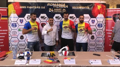 Gala OSS Fighters, la Mamaia. FOTO CTnews.ro