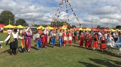 """Festivalul """"Rodul Pământului"""" de la Cumpăna, 2018. FOTO CTnews.ro"""