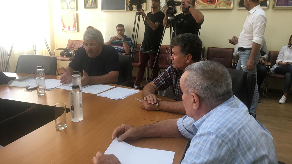 Consilierul Marian Butnaru. FOTO CTnews.ro