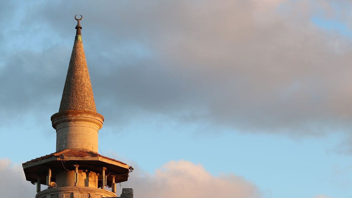 Moscheea Carol 1 din Constanța. FOTO Adrian Boioglu / CTnews.ro
