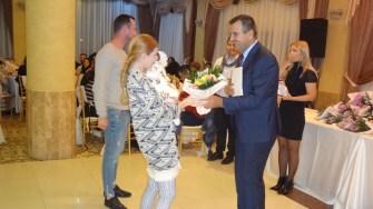 Premii pentru tinerii căsătoriți din partea Primăriei Medgidia. FOTO CTnews.ro