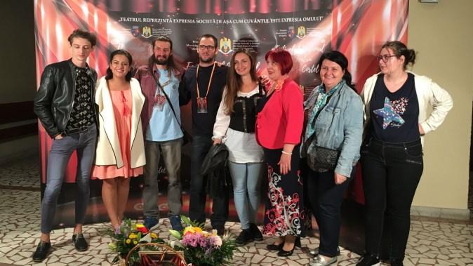 """Festivalul de Teatru """"Tanța și Costel"""" de la Medgidia. FOTO CTnews.ro"""
