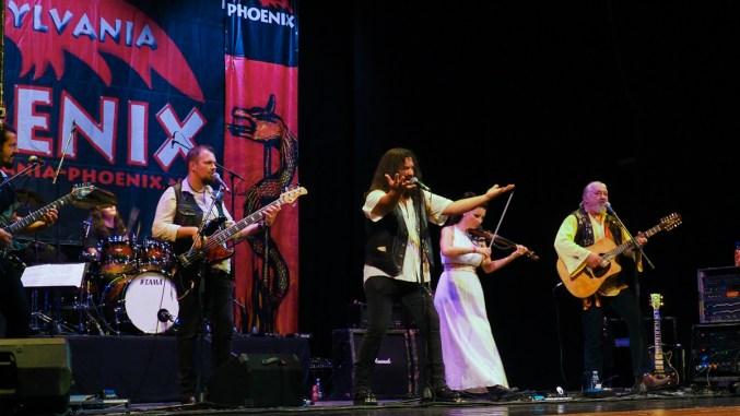 Concert Phoenix și Nicu Covaci, la Constanța. FOTO Cătălin Schipor
