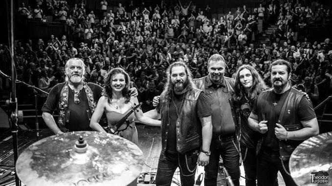 Concertul Phoenix - Arhaic Rock, la Constanța