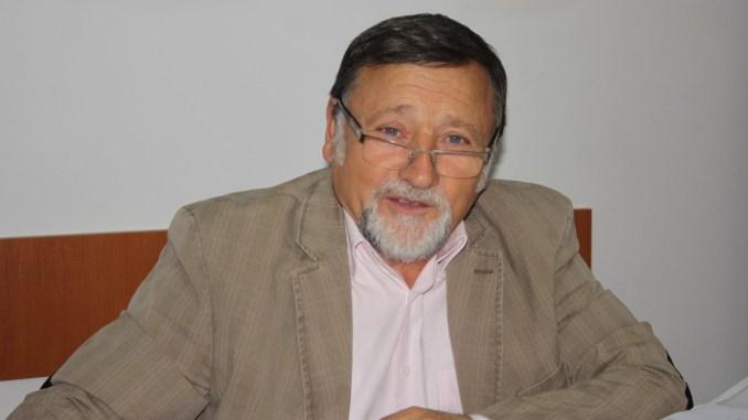 Primarul comunei Comana, Ion Șchiopu. FOTO CTnews.ro