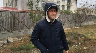 Primarul comunei Mircea Vodă George Ionașcu Lucrări în comuna Mircea Vodă FOTO CT NEWS FOTO CT NEWS