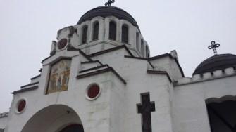 Biserica din comuna Mircea Vodă. FOTO CTnews.ro