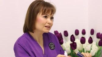 Gabriela Ștolea - terapeut de înfrumusețare la New York Beauty Salon Constanta FOTO Adrian Boioglu