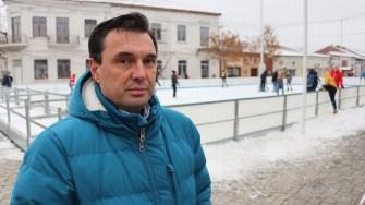 Primarul orașului Cernavodă, Liviu Negoiță. FOTO CTnews.ro
