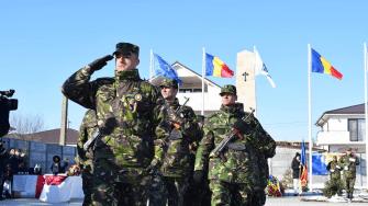 Ziua Națională a României, marcată la Cumpăna. FOTO Primăria Cumpăna