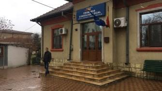 Primăria comunei Poarta Albă. FOTO CTnews.ro