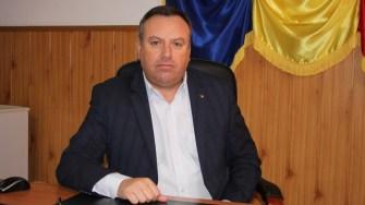 Primarul comunei Târgușor, Viorel Petre. FOTO CTnews.ro