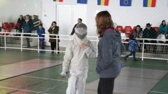 Competiție de scrimă la Cumpăna. FOTO Ctnews.ro