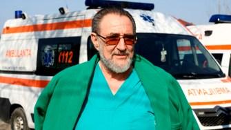 Dumitru Dumitrescu, directorul medical al Spitalului Hârșova. FOTO Ctnews.ro