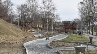 Locurile de joacă din Cernavodă sunt în atenția autorităților publice locale. FOTO Primăria Cernavodă