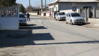 Stradă din comuna Mihai Viteazu. FOTO Ctnews.ro