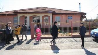 Grădinița din comuna Mihai Viteazu. FOTO Ctnews.ro