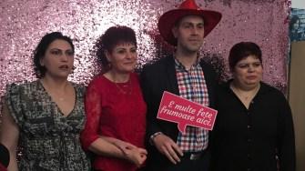 Primarul George Ionașcu la petrecerea organizată de Ziua Femeii. FOTO Ctnews.ro