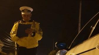 Polițiștii au aplicat sancțiuni șoferilor prinși în neregulă. FOTO IPJ Constanța