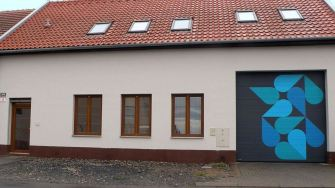Ușă de garaj Tritech Constanța. FOTO Tritech Constanța