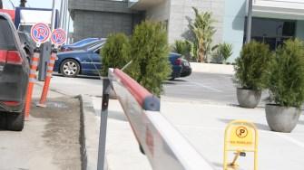 Barieră automată pentru parcări. FOTO Ctnews.ro