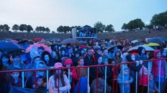 Ultima zi a Festivalului Dapyx de la Medgidia. FOTO Cătălin Schipor