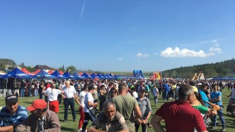 Ziua comunei Albești. FOTO Ctnews.ro