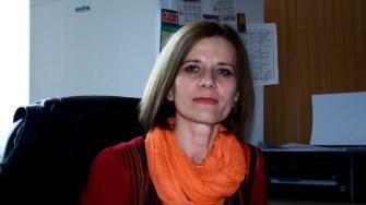 Geanina Mărgineanu, directoarea școlii numărul 1 Hârșova