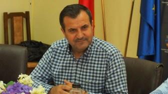Valentin Vrabie, primarul municipiului Medgidia. FOTO Cătălin Schipor
