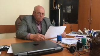 Primarul comunei Oltina, Gheorghe Chirchiu. FOTO Ctnews.ro
