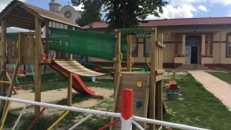Loc de joacă în Oltina. FOTO Ctnews.ro