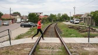 Primăria Ovidiu a modernizat trecerile la nivel cu calea ferată. FOTO Ctnews.ro