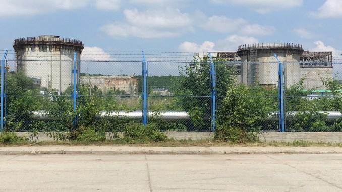 Centrala Nucleară de la Cernavodă. FOTO Adrian Boioglu