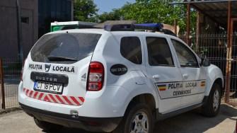 Poliția Locală Cernavodă. FOTO CTnews.ro
