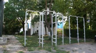 Zona aparținând Biroului pentru Turism și Tineret din Costinești. FOTO Ctnews.ro