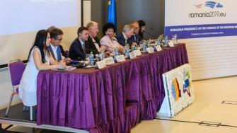 Consiliul Director al Comunelor şi Regiunilor din Europa. FOTO Primăria Cumpăna