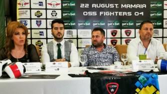 OSS Fighters caută luptători în toată țara. FOTO Ovidiu Oprea