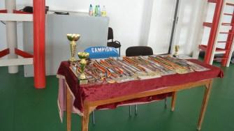 Medalii obținute de sportivii de la clubul din Ovidiu