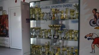 Premii obținute de sportivii de la clubul din Ovidiu
