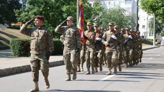 Eroii au fost comemorați la Medgidia. FOTO Primăria Medgidia