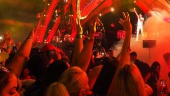 Rapperul american G-Eazy a încins atmosfera la NEVERSEA. FOTO Cătălin SCHIPOR