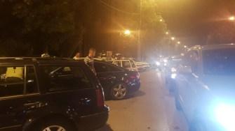 Polițiștii au tras pe dreapta mai mulți participanți la trafic. FOTO CTnews.ro
