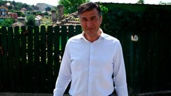 Viceprimarul orașului Cernavodă. Șerif Cîrjali. FOTO Ctnews.ro