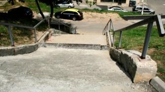 Primăria Cernavodă reface toate scările din oraș. FOTO Ctnews.ro