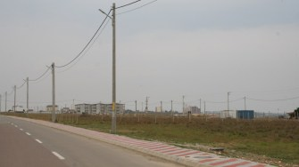 Extinderea rețelei de apă în Costinești. FOTO Ctnews.ro