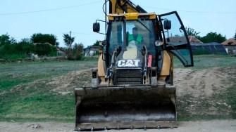 Străzile din satul Dulgheru vor fi asfaltate. FOTO Ctnews.ro