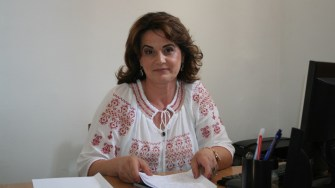 Claudia Tătaru, directorul Casei de Cultură din Hârșova. FOTO Ctnews.ro