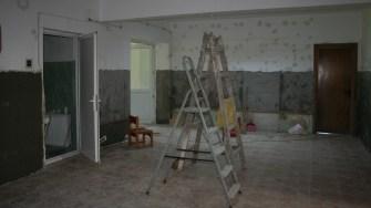 Lucrări de modernizare la unități de învățământ din Hârșova. FOTO Ctnews.ro