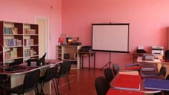 Școala numărul 1 din Hârșova. FOTO Ctnews.ro